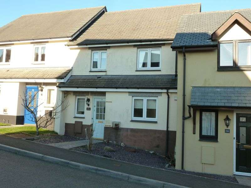 3 Bedrooms Terraced House for sale in Beechwood Drive, Camelford