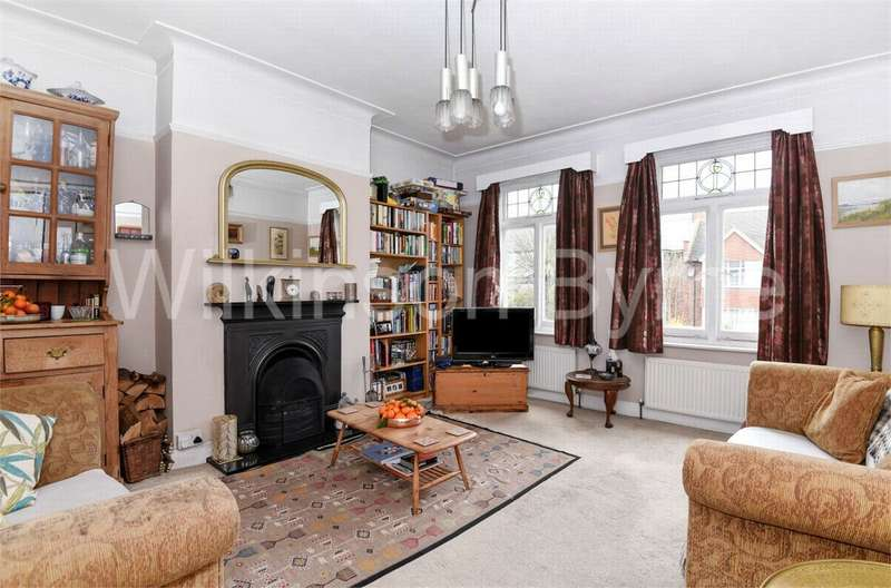 3 Bedrooms Flat for sale in 134a Brownlow Road, Bounds Green