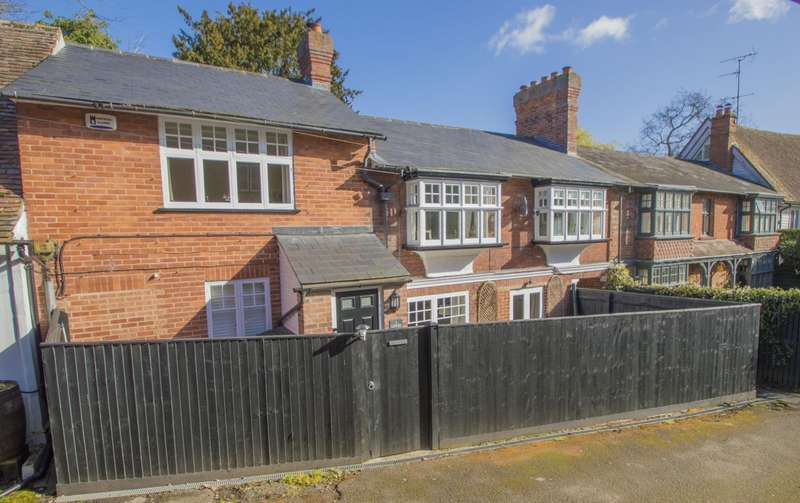 3 Bedrooms Terraced House for sale in Lower Wharf, Wallingford, OX10