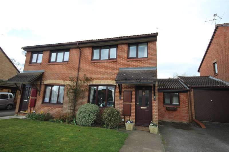 3 Bedrooms Semi Detached House for sale in Broad Hinton, Twyford, RG10