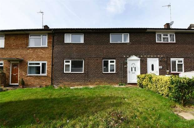 3 Bedrooms Terraced House for sale in Elmshurst Crescent, East Finchley, N2