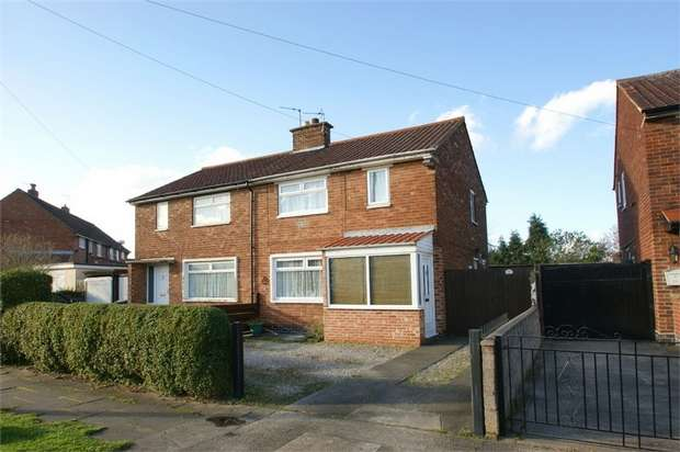 3 Bedrooms Semi Detached House for sale in West Thorpe