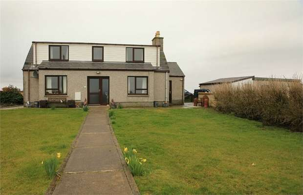 4 Bedrooms Detached House for sale in Flesherin, Flesherin, Isle of Lewis, Western Isles