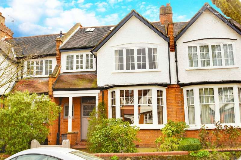 4 Bedrooms Terraced House for sale in Etheldene Avenue, Muswell Hill, London