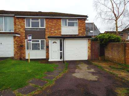 4 Bedrooms End Of Terrace House for sale in Purbrook, Waterlooville, Hants