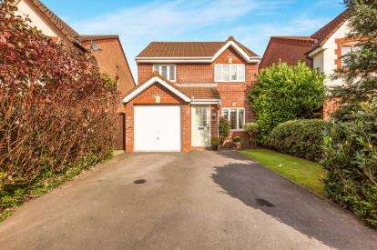 3 Bedrooms Detached House for sale in Millcombe Way, Walton-le-Dale, Preston