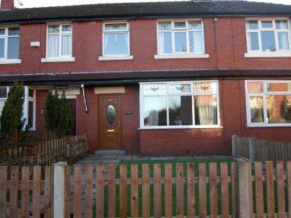 3 Bedrooms Terraced House for sale in Nelson Street, Bamber Bridge, Preston, Lancashire
