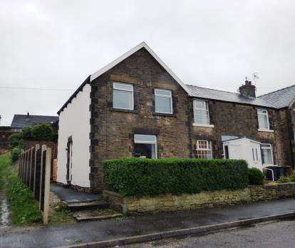 3 Bedrooms End Of Terrace House for sale in New Street, New Mills, High Peak