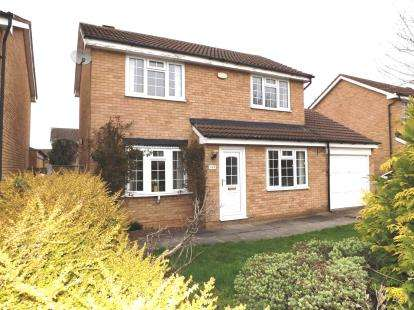 3 Bedrooms Detached House for sale in Davenport Rd, Yarm