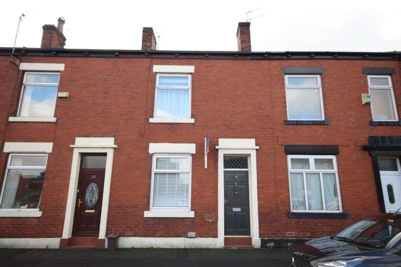 2 Bedrooms Terraced House for sale in LIVSEY STREET, Rochdale OL16 1ST