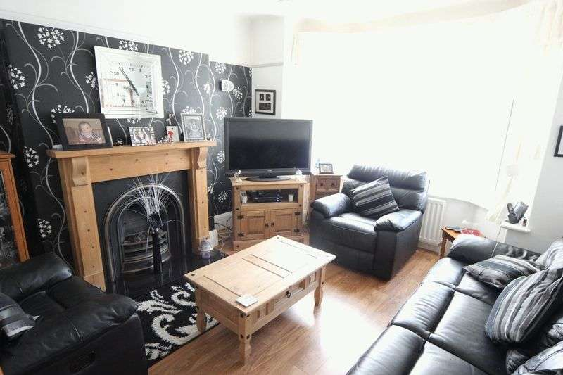 4 Bedrooms Semi Detached House for sale in Westbourne Road, Wallasey, Wirral