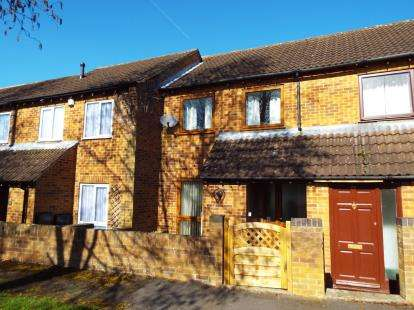 2 Bedrooms Terraced House for sale in Riley Drive, Banbury, Oxfordshire, Oxon