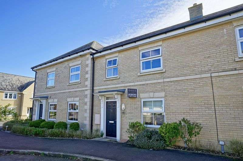 2 Bedrooms Terraced House for sale in Loves Farm, St. Neots