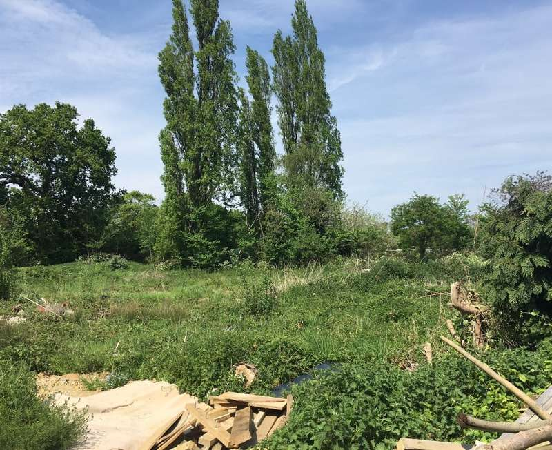 Land Commercial for sale in Land At The Rear, Green Lane, Eltham, London, SE9 2AP
