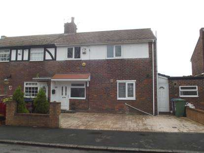3 Bedrooms Semi Detached House for sale in Charters Crescent, South Hetton, Durham, DH6