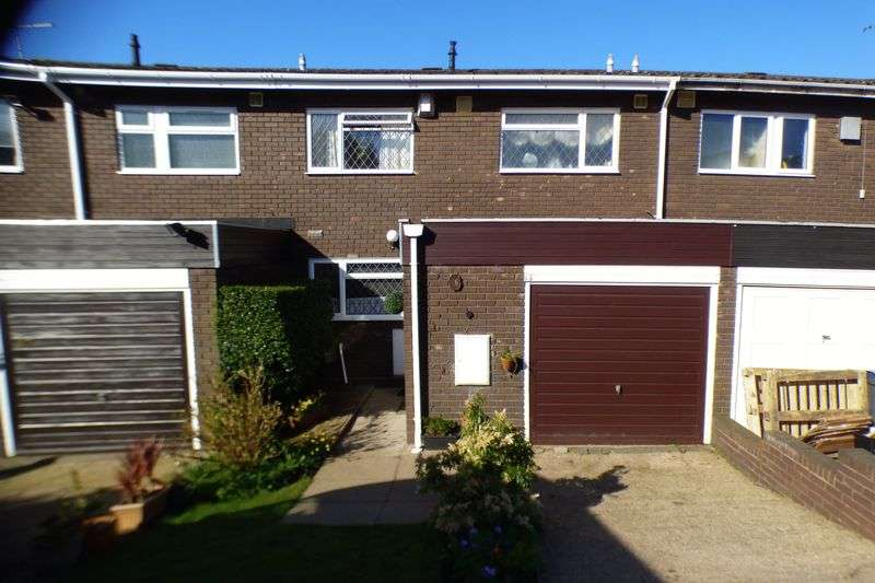 3 Bedrooms Terraced House for sale in Fountain Close, Longbridge