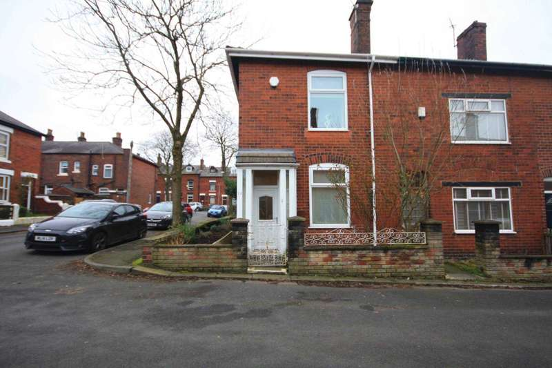 2 Bedrooms End Of Terrace House for sale in Federation St, Prestwich