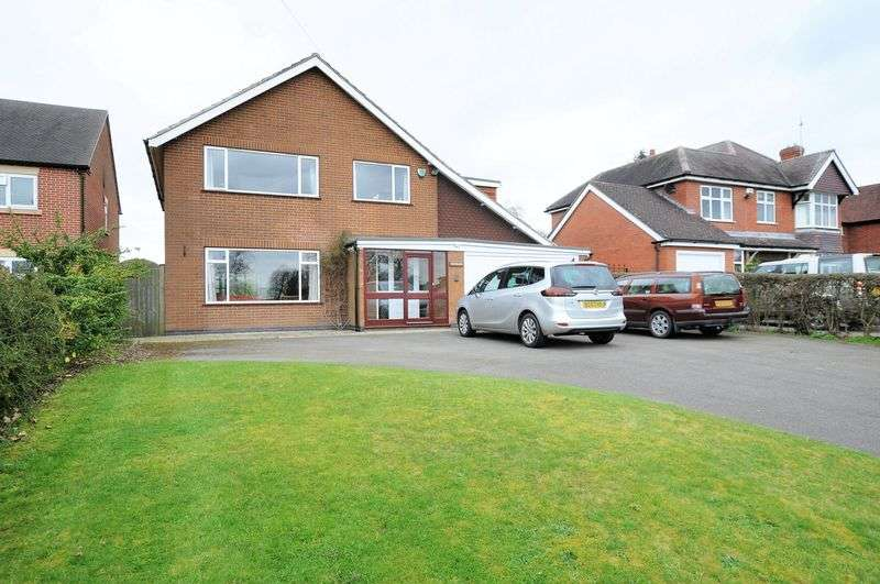 4 Bedrooms Detached House for sale in Anslow Lane, Rolleston on Dove