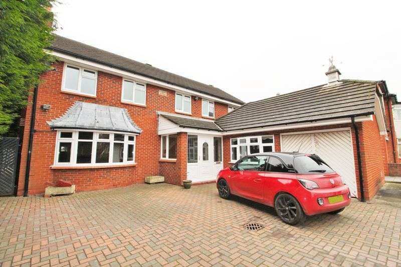 4 Bedrooms Detached House for sale in Southport Road, Scarisbrick, Southport