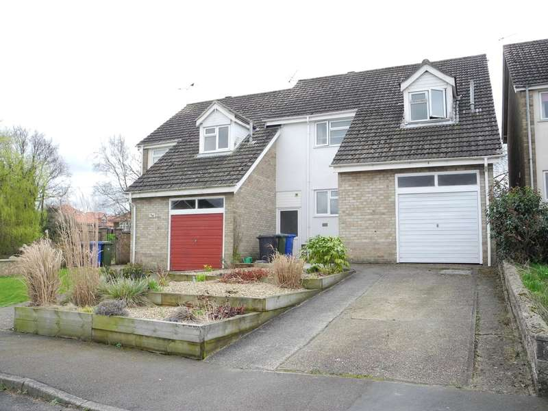 3 Bedrooms Semi Detached House for sale in Brick Kiln Avenue, Beccles, Suffolk