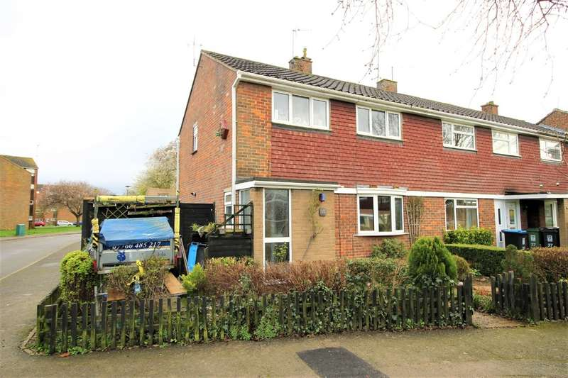 3 Bedrooms End Of Terrace House for sale in Tring, HERTS