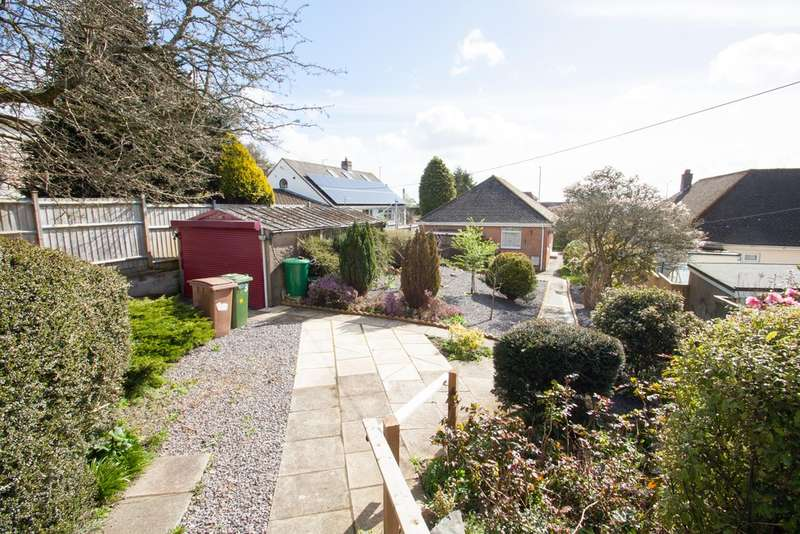 3 Bedrooms Detached Bungalow for sale in Derriford, Plymouth