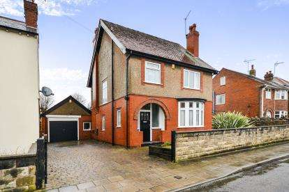 3 Bedrooms Detached House for sale in Craster Street, Sutton-In-Ashfield, Nottinghamshire, Notts