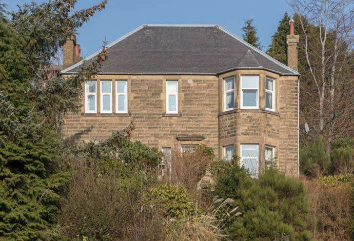 4 Bedrooms Detached House for sale in Ellwyn Mount 19 Melrose Road, Galashiels, TD1 2AE