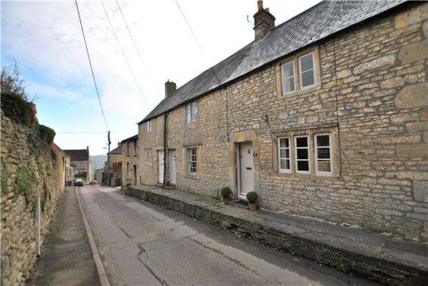 2 Bedrooms Cottage House for sale in Tutton Hill, COLERNE, Wiltshire, SN14