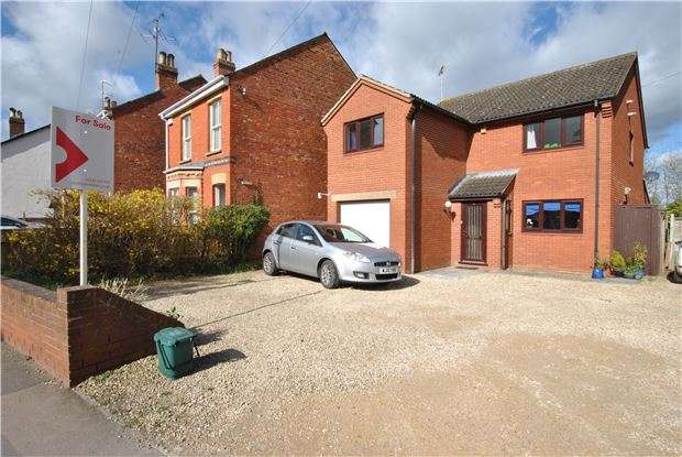 4 Bedrooms Detached House for sale in Charlton Lane, CHELTENHAM, Gloucestershire, GL53 9DX