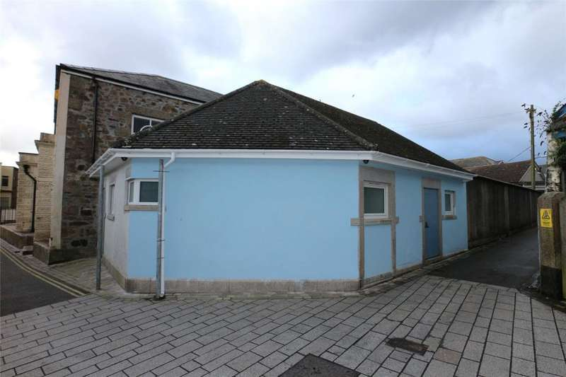 1 Bedroom Semi Detached Bungalow for sale in 1 & 2 Trevithick Mews, Gurneys Lane, Camborne