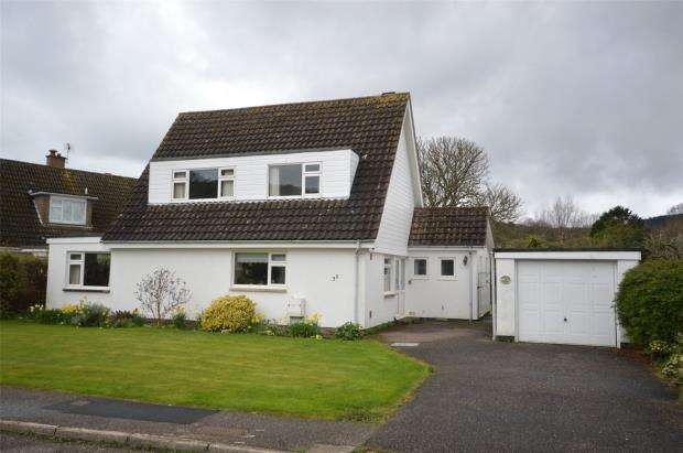 3 Bedrooms Detached House for sale in Livonia Road, Sidmouth, Devon