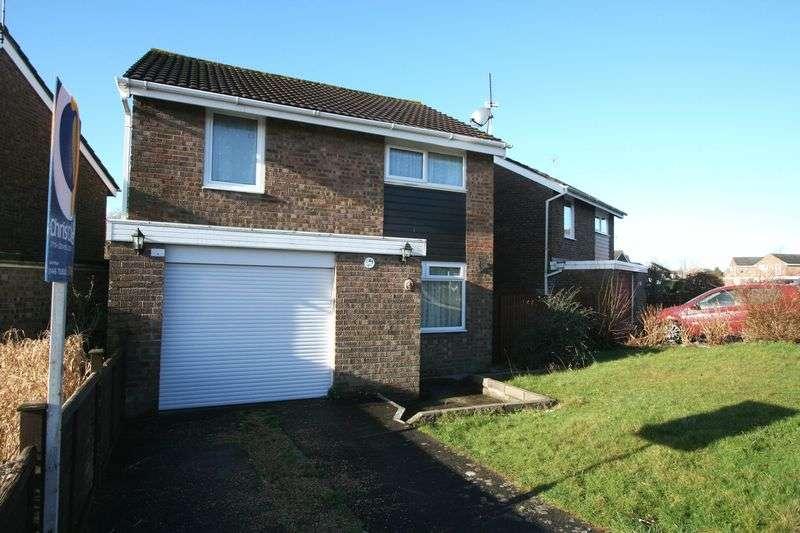 3 Bedrooms Detached House for sale in Cardigan Crescent, Llantwit Major