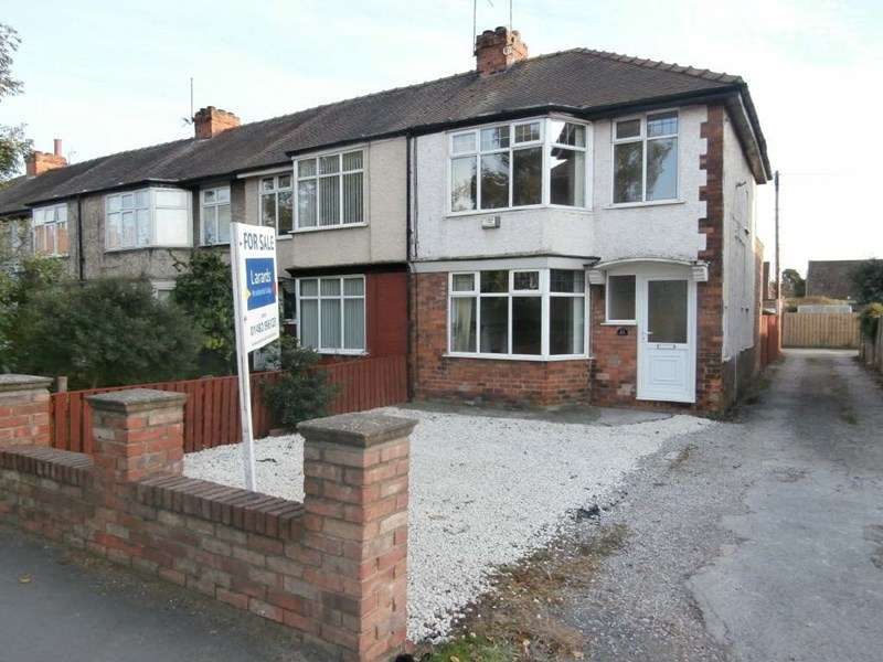 3 Bedrooms Terraced House for sale in New Road, Hedon,