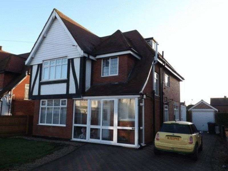 5 Bedrooms Detached House for sale in Sea View Road, Skegness