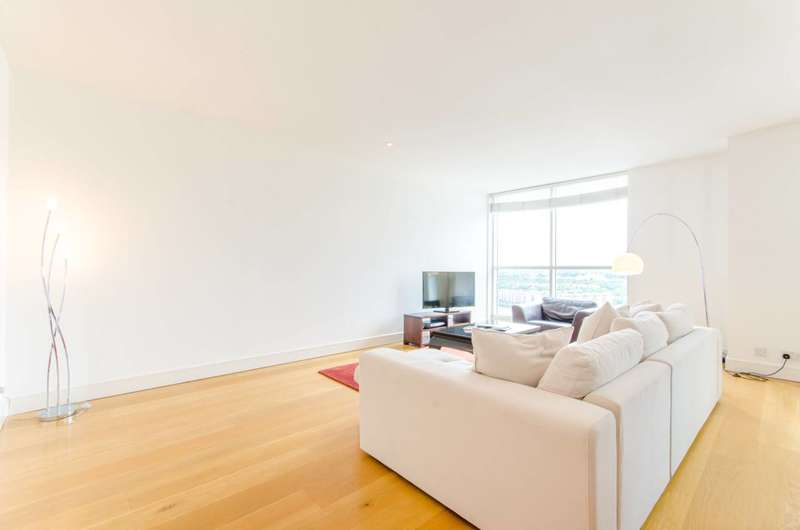 2 Bedrooms Flat for sale in Eaton House, Canary Wharf, E14