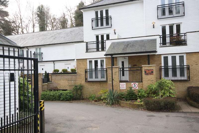 2 Bedrooms Ground Flat for sale in Hayle Mill, MAIDSTONE