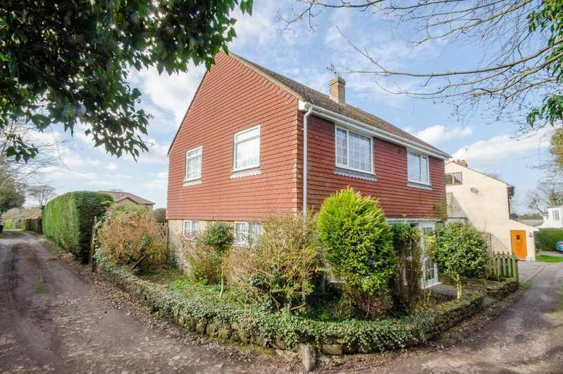 3 Bedrooms Detached House for sale in Ragstone Cottage, Church Street, Maidstone, Kent