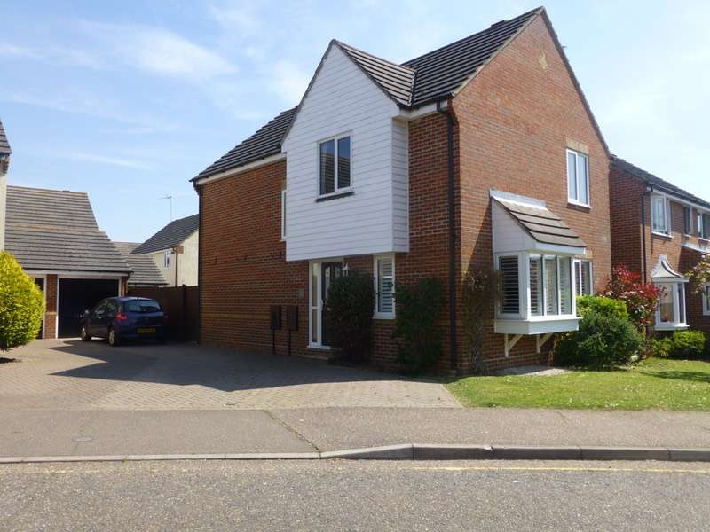 4 Bedrooms Detached House for sale in Riverside Way, Colchester, Essex, CO5