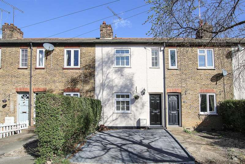 2 Bedrooms Terraced House for sale in Wharf Road, Brentwood