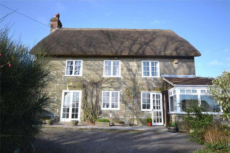 3 Bedrooms Detached House for sale in Lower Wincombe Lane, Donhead St. Mary, Shaftesbury, Wiltshire, SP7