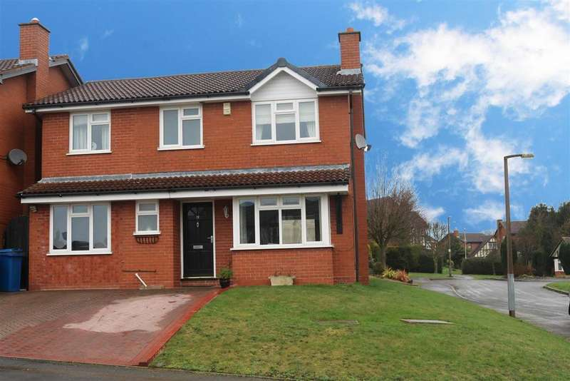 4 Bedrooms Detached House for sale in Broadlee, Wilnecote, Tamworth