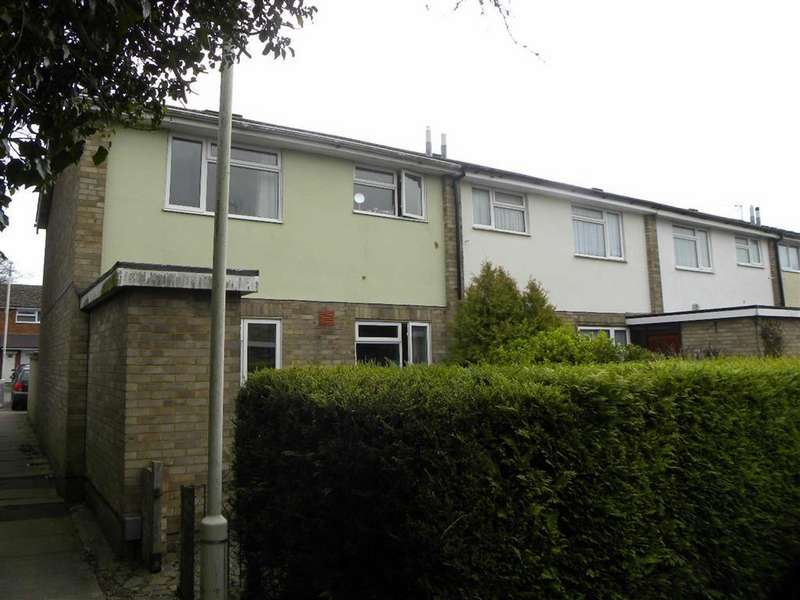 3 Bedrooms End Of Terrace House for sale in Radburn Court, Dunstable, Bedfordshire, LU6