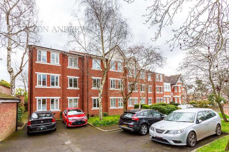 1 Bedroom Apartment Flat for sale in Bampton Court, Blakesley Avenue, Ealing, W5