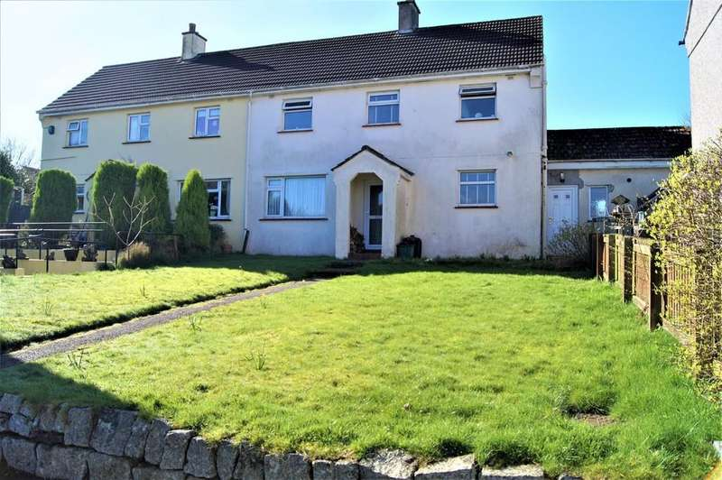 3 Bedrooms Semi Detached House for sale in Walkhampton