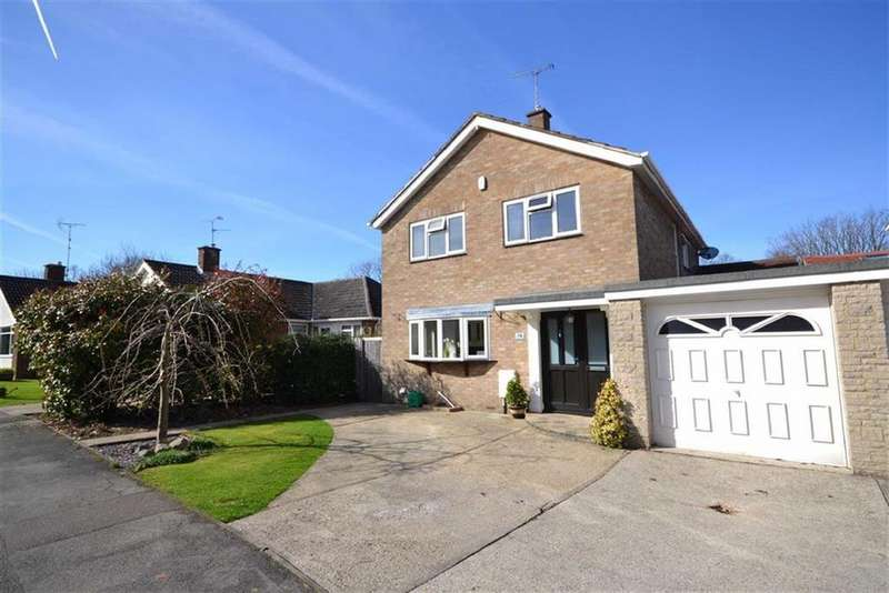 4 Bedrooms Detached House for sale in Augustine Way, Bicknacre, Essex