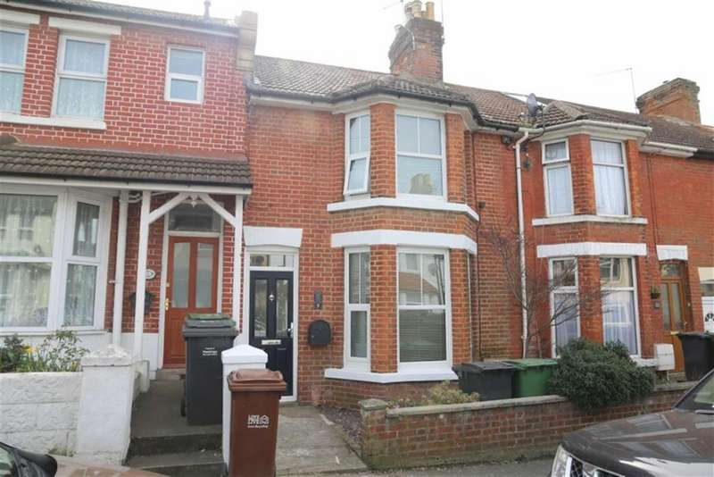 3 Bedrooms Terraced House for sale in Paynton Road, St Leonards On Sea