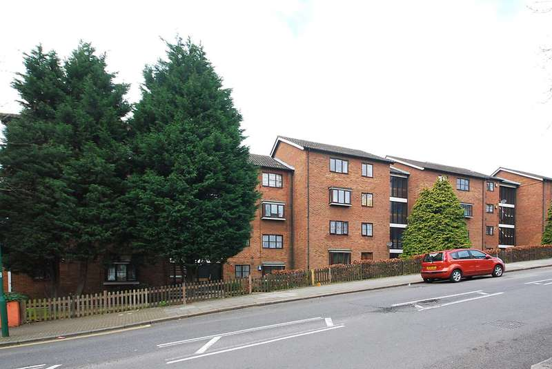 2 Bedrooms Flat for sale in Hawarden Hill, Gladstone Park, NW2