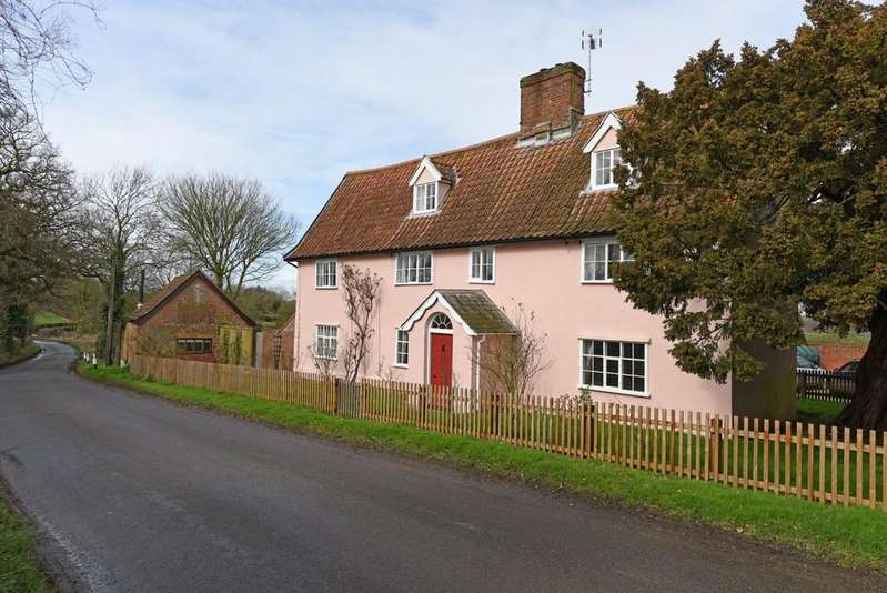 6 Bedrooms Farm House Character Property for sale in Great Glemham, Nr Framlingham