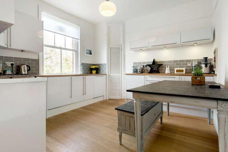1 Bedroom Flat for sale in Killieser Avenue, SW2